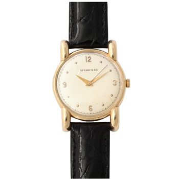Tiffany & Co Strap Watch