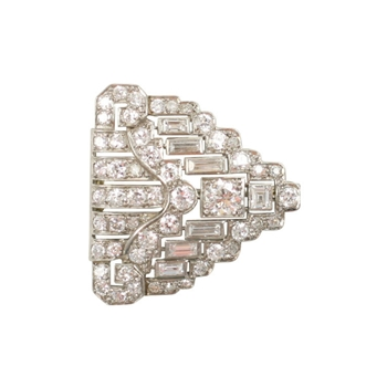 1/2 Pair Diamond Clips