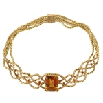 HERMES Braid Choker