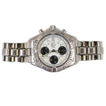 Stainless Steel BREITLING Chronograph